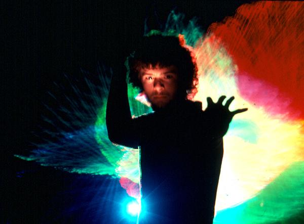 Robert Mueller, laserist c. 1979