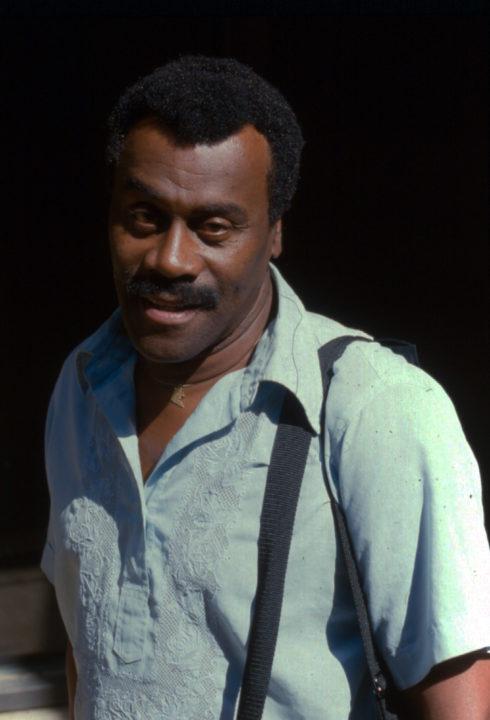 Albert Popwell, actor - Dallas, TX   (c. 1992)