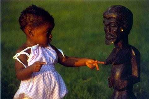 Unknown child - 'Wonder' - Madison, WI  (c. 1979)