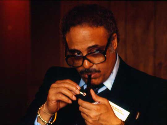 Ben Andrews, politician Hartford, CT (c. 1983)