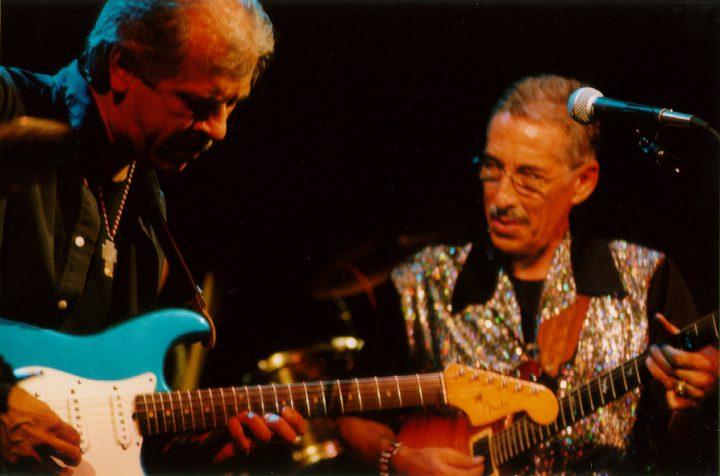Jorge Santana and Abel Sanchez, Legends of Latin Rock - San Francisco, CA  (c. 2010)