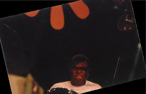 Jack DeJohnette, drummer (c. 2004)