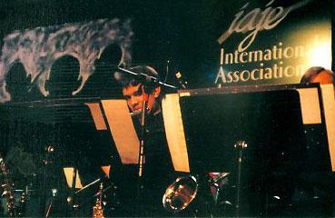Robby Marshall, saxophonist - NYC, NY  (c. 2009)