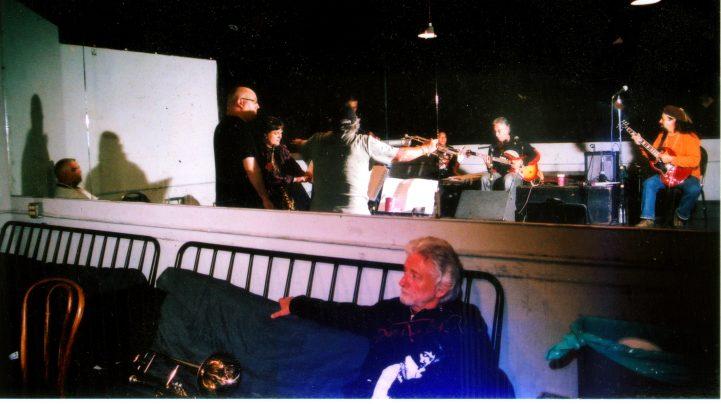 Voices of Latin Rock, rehersal - San Francisco, CA  (c. 2011)