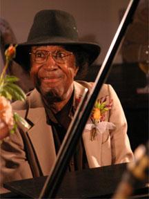 Freddie Redd, pianist  (c. 2010)