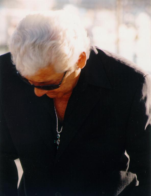 Pete Escovedo, percussionist