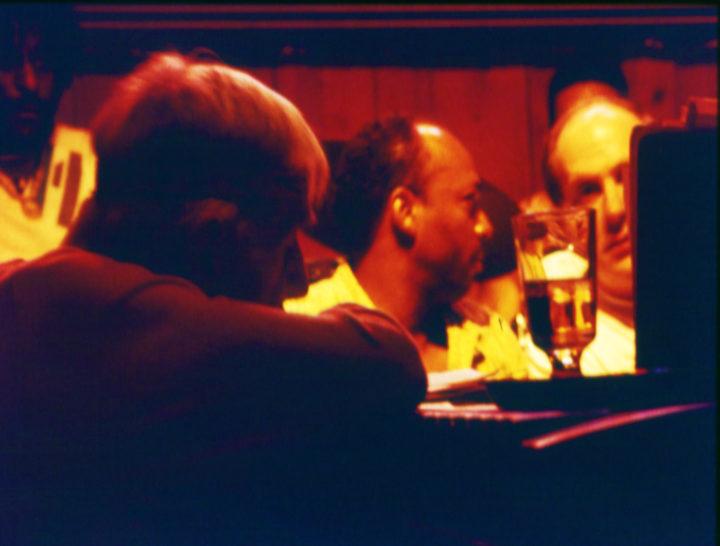 Gil Evans and Stanton Davis (c. 1982)