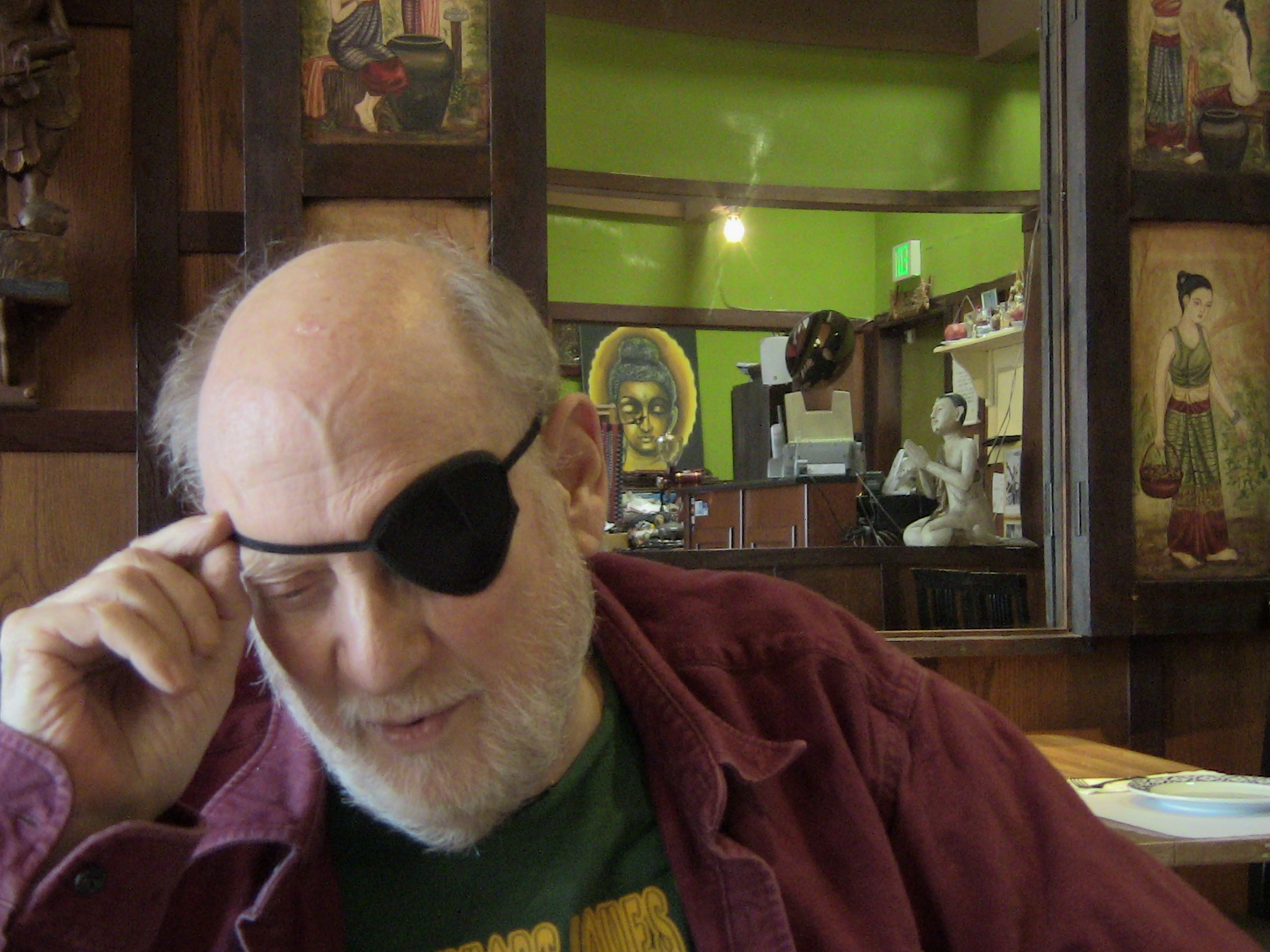 William 'Buzzy' Linhart, musician/cannabis activist Berkeley, CA 2012